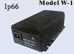 180W-240w <br> 12V 15A, 24V 10A <br> Model W-1 <br> Lithium or Lead-Acid Intelligent Battery Charger