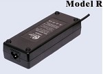 85W <br> 36V 2A <br> Model R <br> Lithium or Lead-Acid Intelligent Battery Charger
