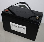 12V 80Ah <br> EV LiFePO4 Lithium Battery Pack