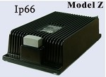 300W <br> 24V 10A, 48V 6A <br> Model Z <br> Lithium or Lead-Acid Intelligent Battery Charger