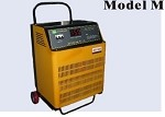 5.76kW-14.4kW/5760W-14400W <br> 48V 200A <br> Model M <br> Lithium or Lead-Acid Intelligent Battery Charger