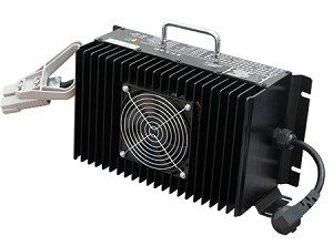 2.2kW / 2200W <br> 48V 35A, 60V 30A, 72V 25A, <br> 96V 18A, 144V 12A, 288V 6A, <br> 320V 5A, 352V 4A <br> Lithium or Lead-Acid Battery Charger